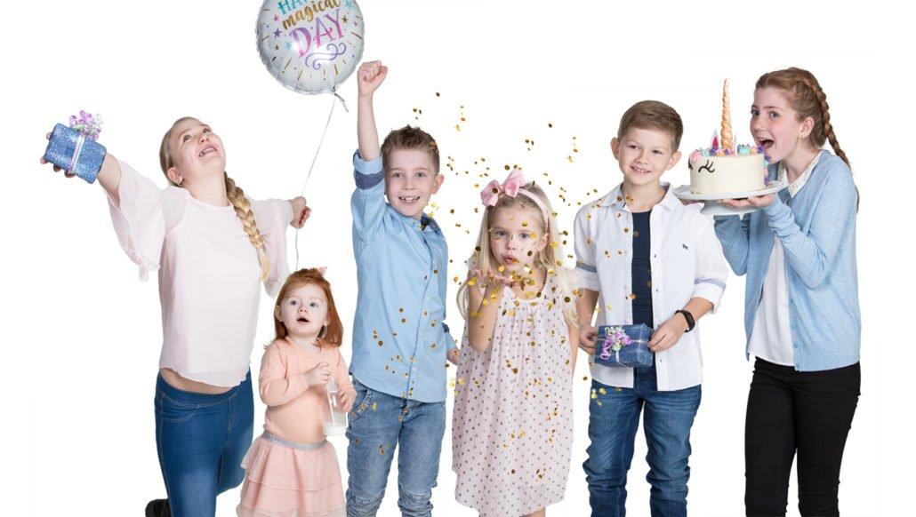 Ideer til børnefødselsdagen