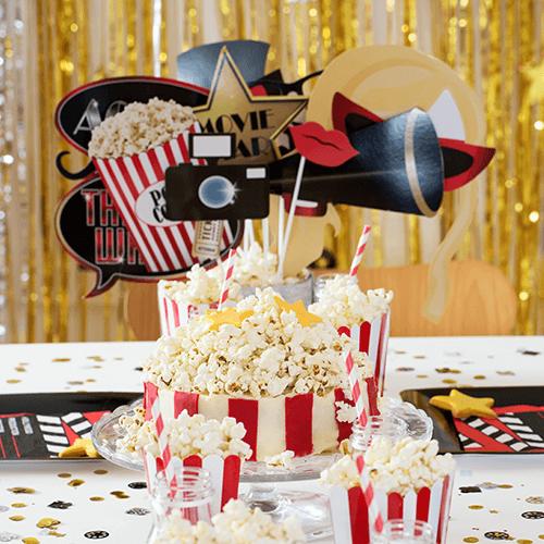 Movie-2 Detvier Børnefødselsdag temafest