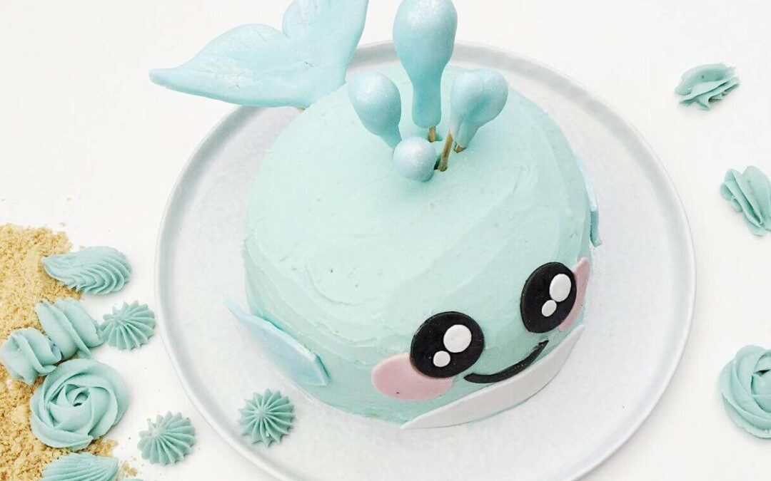 Lær at lave verdens sødeste temafest kage