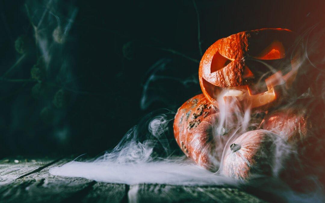 🎃Sådan laver du de sejeste Halloween-græskar🎃
