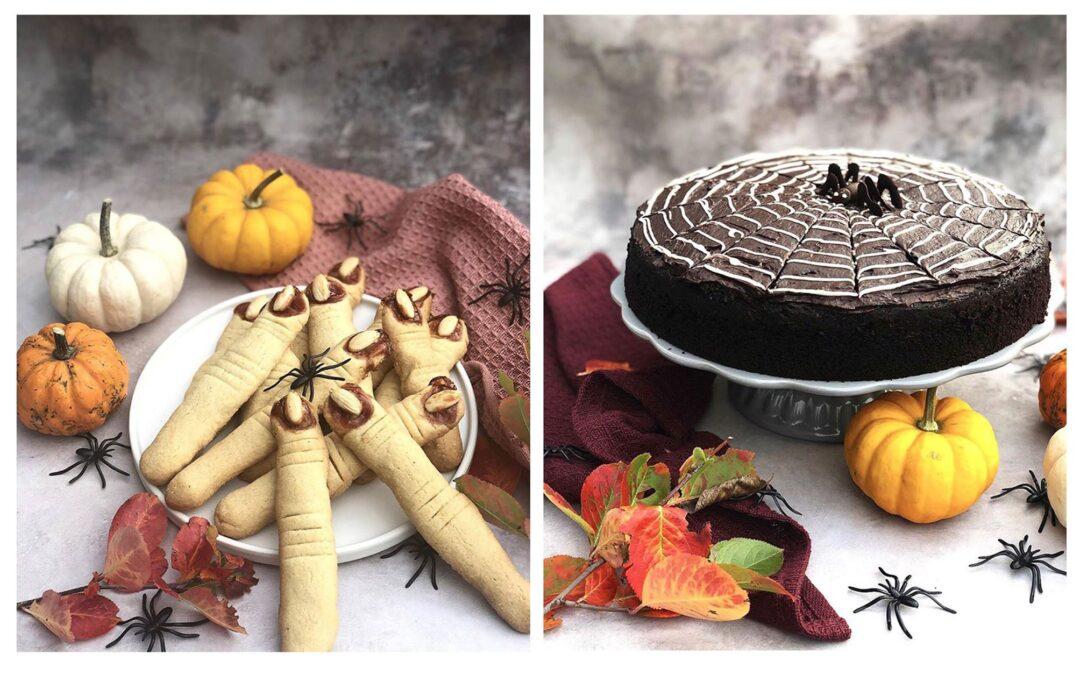 Uhyggeligt gode Halloween kager til små og store monstre