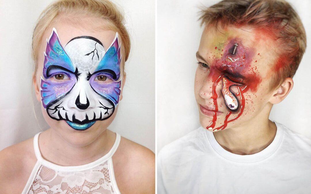 Verdens sejeste Halloween udklædning…