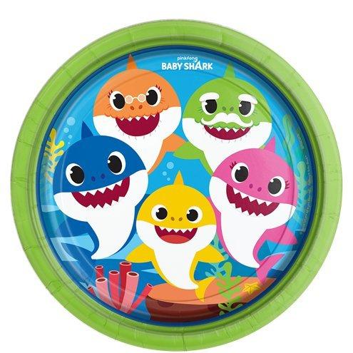 Baby Shark_ Børnefødselsdag_ temafest_Detvier