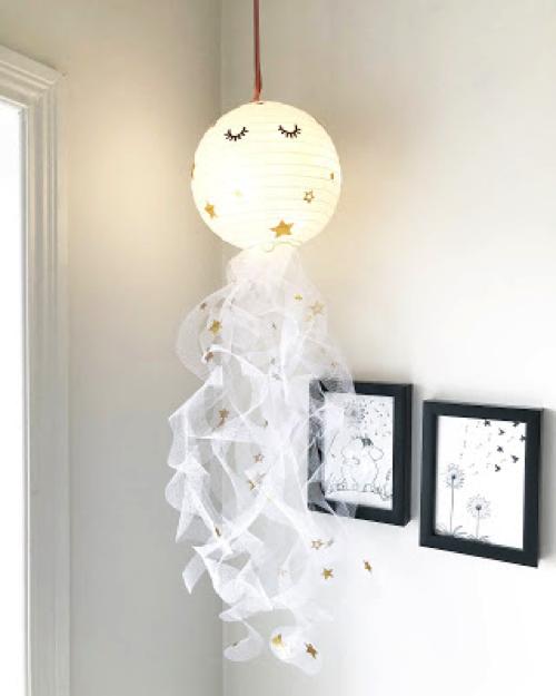 DIY Skylampe